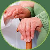 Servicio de cuidado de mayores en Las Rozas